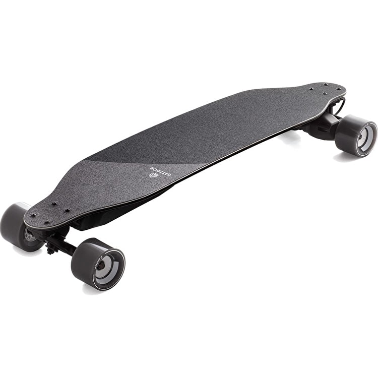 Boosted Stealth Electric Skateboard - Black