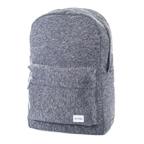 Spiral OG Active Backpack - Jersey Grey Marl