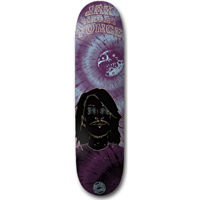 Drawing Boards Wrong Skateboard Deck - Tonge 8.25