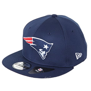 New Era 9FIFTY NFL New England Patriots Mesh Cap - Navy