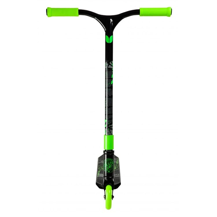 Blazer Pro Decay Series Wired Complete Scooter - Black/Green