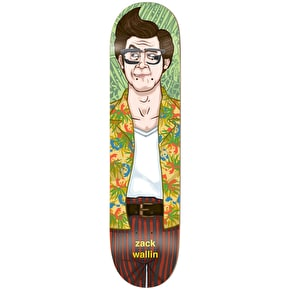 Enjoi LMAO Impact Light Skateboard Deck - Wallin 8.25