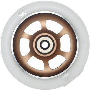 UrbanArtt Start 110mm Wheel - Copper / White