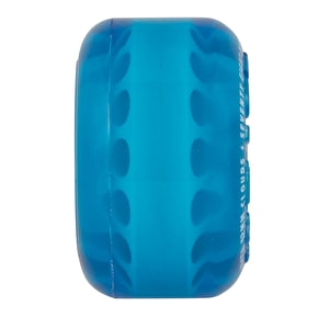 Ricta Crystal Clouds 78a Skateboard Wheels - Blue 52mm