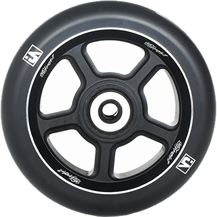 UrbanArtt S5 110mm Wheel - Black / Black