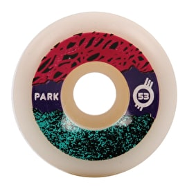 Force Radical Pro Park Skateboard Wheels 53mm
