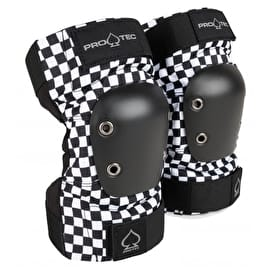 B-Stock Pro-Tec Street Elbow Pads - Checker - Small  (Repackaged)