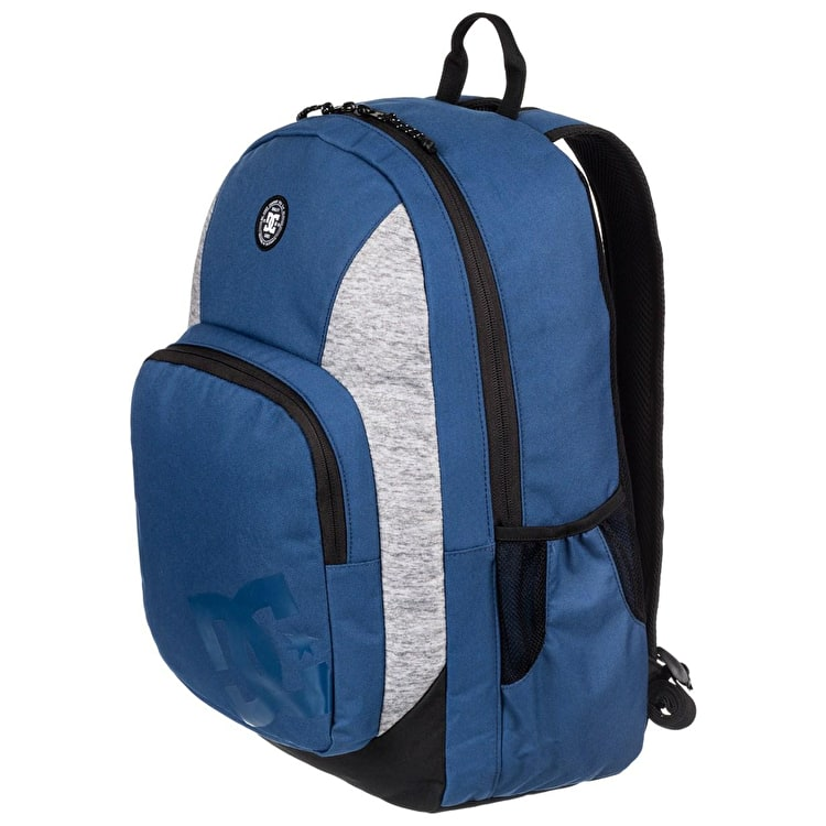 DC The Locker Backpack - Washed Indigo