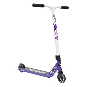 Dominator 2017 Sniper Complete Scooter - Purple/White