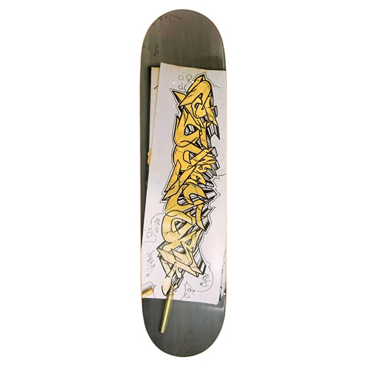 Zoo York Black Book 7.75 Skateboard Deck