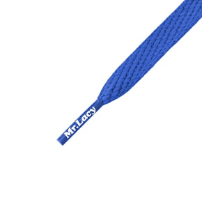 Mr Lacy Shoelaces - Smallies Royal Blue