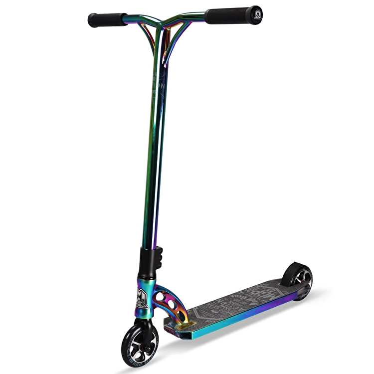 MGP VX7 Team LE Complete Scooter - Neochrome/Black/Neochrome