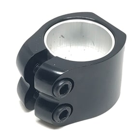 Panda Double Collar Clamp - Black