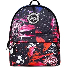 Hype Floral Speckle Backpack - Multi