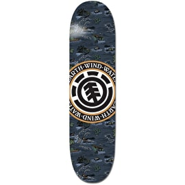 Element River Rats Seal Skateboard Deck - 8.1