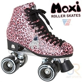 B-Stock Moxi Ivy City Quad Roller Skates - UK 6 (Minor signs of use)