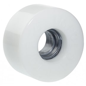 Kryptonics Impulse Quad Skate Wheels - White 62mm 78A (8 Pack)