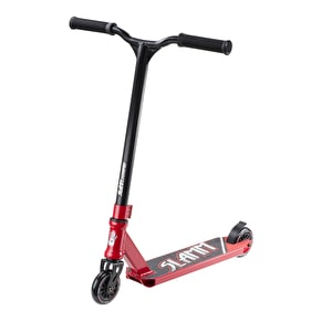 Slamm Tantrum V Complete Scooter - Red
