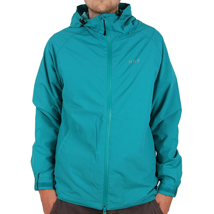 Huf Standard Shell Jacket - Tropical Green