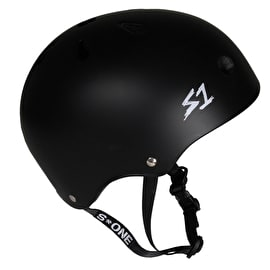 S1 Mega Lifer Helmet - Matt Black