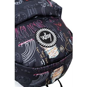 Hype Scribble Backpack