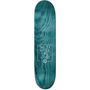 Element Elemental Awareness Camp Skateboard Deck - 8