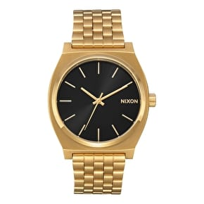 Time Teller Watch - All Gold / Black Sunray