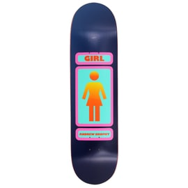 Girl 93 Til Skateboard Deck - Brophy 8.25