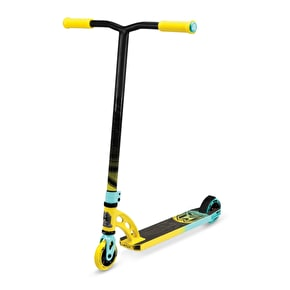 MGP VX6 Pro Complete Scooter - Yellow/Teal