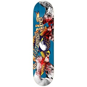 Anti Hero Industry Animals Skateboard Deck 8.06