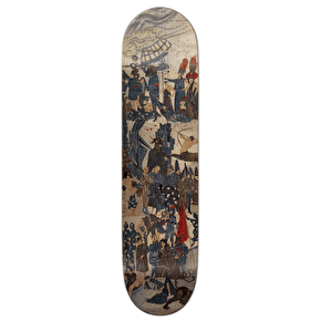 Girl Dzama Studio Series Skateboard Deck - Koston 8.25