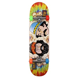 Flip Cheech And Chong Custom Skateboard 8.13