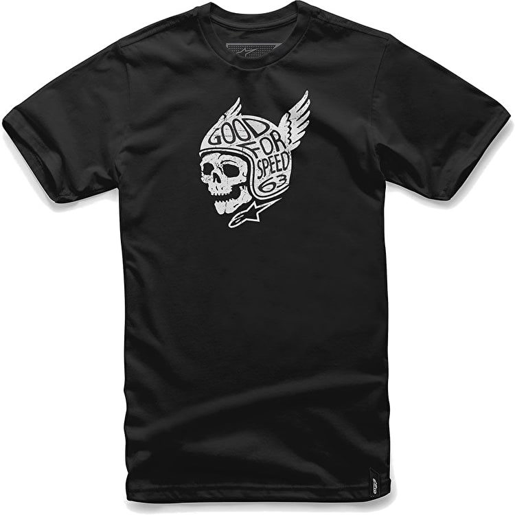 Alpinestars Demon T-Shirt - Black