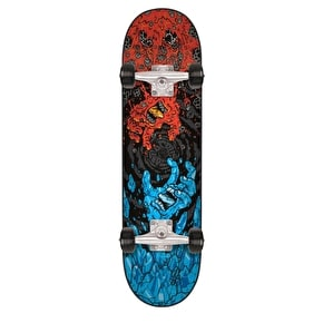 Santa Cruz Fire And Ice Complete Skateboard - 7.8