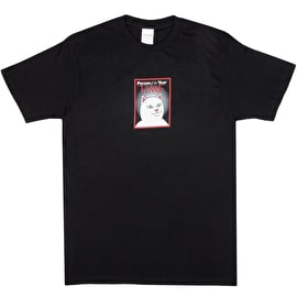 RIPNDIP Nerm Of The Year T Shirt - Black