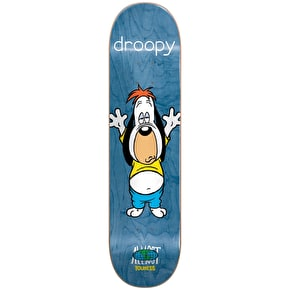 Almost Droopy Stretch R7 Skateboard Deck - Youness 8