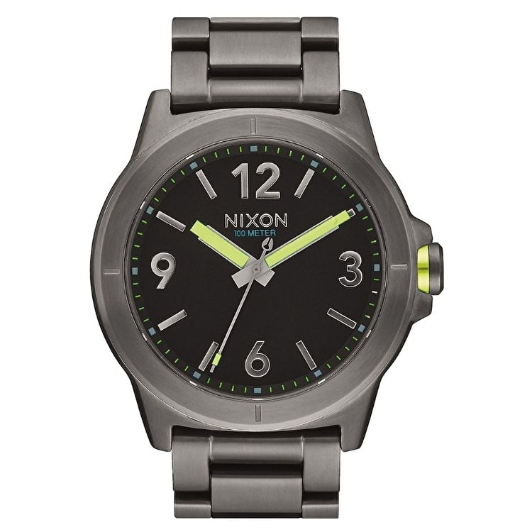 Nixon Cardiff Watch - All Gunmetal
