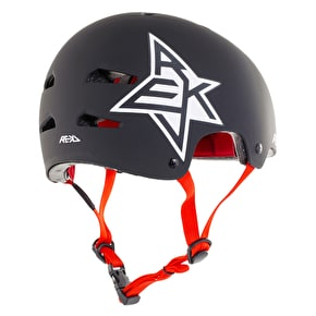 REKD Elite Icon Helmet - Black/White