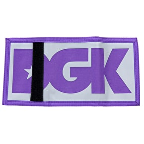 DGK Stacked Wallet - Purple