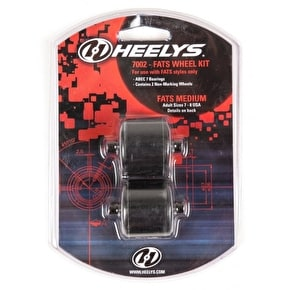 Heelys Fats Wheels - Black ABEC 7
