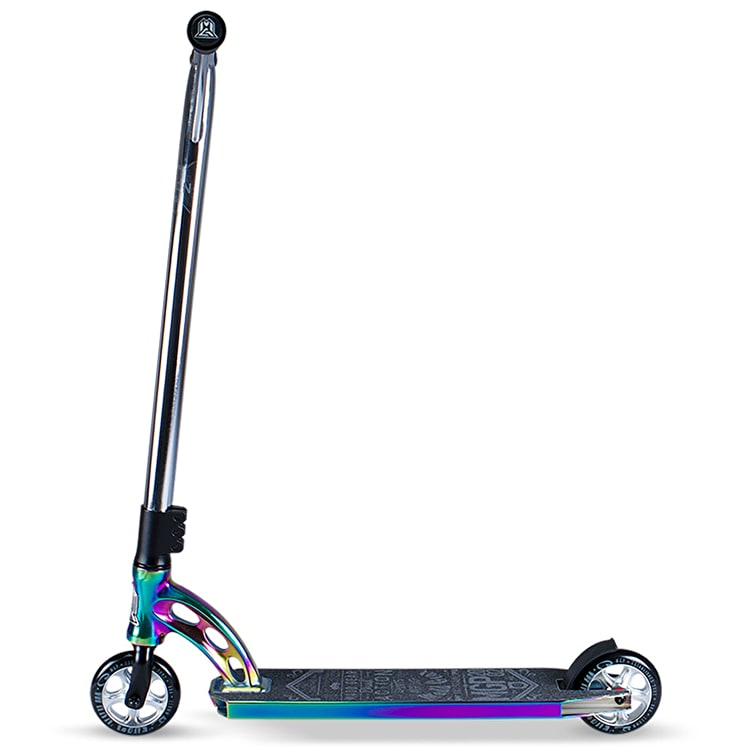 MGP VX7 Team LE Complete Scooter - Neochrome/Black