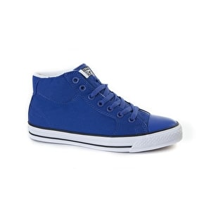Converse CT Street Mid Shoes Deep Blue UK12 B-Stock