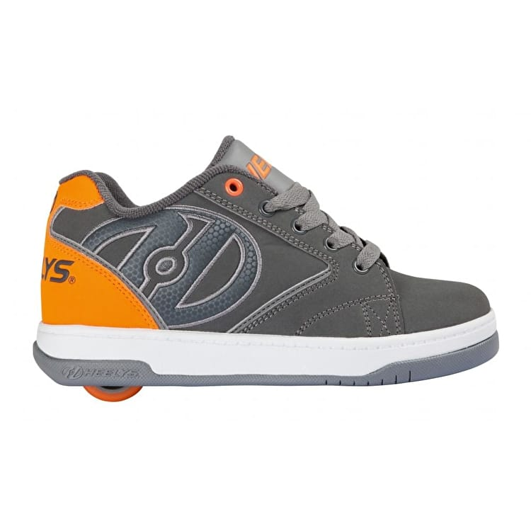 Heelys Propel 2.0 - Charcoal/Orange/Grey