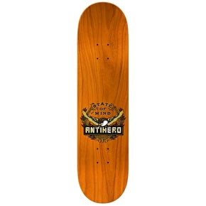 Anti Hero State Of Mind Beres Skateboard Deck - Multi 8.4