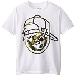 Neff Kenny Palmitas T-Shirt - White