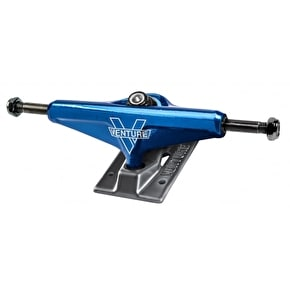 Venture V Light Low Skateboard Trucks - Bullet Blue/Black 5.25