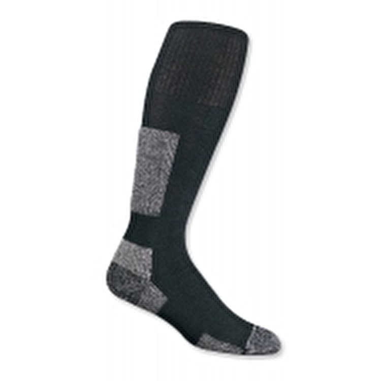 Thorlo Thick Cushion Snowboard Socks - Black