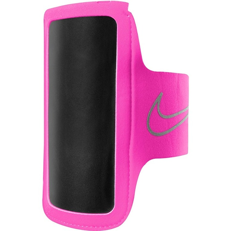 Nike Lightweight Arm Band 2.0- Pink/Silver