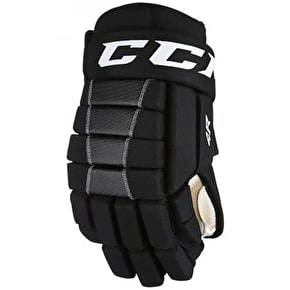 CCM 4 Roll Ice Hockey Gloves - Junior