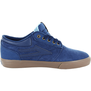 Lakai Griffin Skate Shoes - Navy/Gum